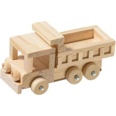 prohobb Holzbaukasten »Modellbausatz Holz LKW«