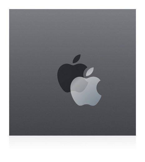 """BROTECT Schutzfolie »Panzerglasfolie für Apple iPad 10.2"""" WiFi 2019 (nur Logo, 7. Generation)«, Schutzglas Glasfolie klar"""