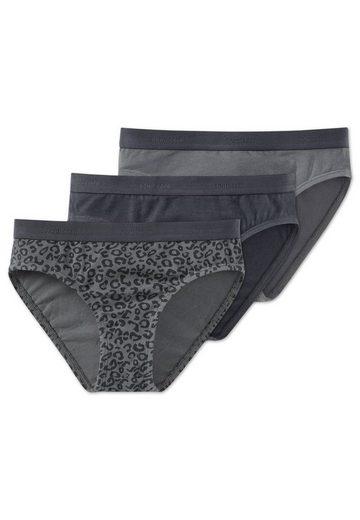 Schiesser Slip »Mädchen Slips 3er Pack - Unterhose, Cotton«
