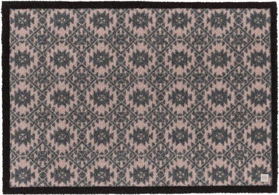 Fußmatte »Spirit BB«, Barbara Becker, rechteckig, Höhe 10 mm, waschbar, rutschhemmend beschichtet
