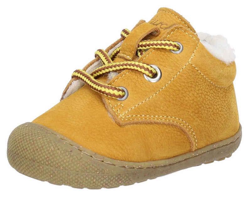 Lurchi »Tory WMS Weiten Schuh Mess System: normal« Lauflernschuh mit Schurwollfutter