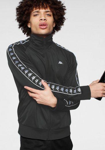 Kappa Trainingsjacke »Tracksuit jacket«