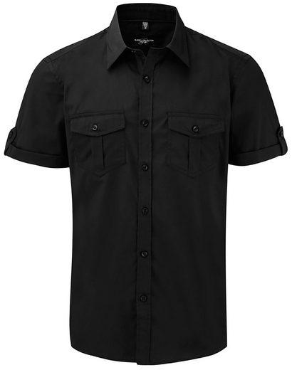 GASOLINE BANDIT® Hemd mit tollem Rückenprint »Vintage Riders«