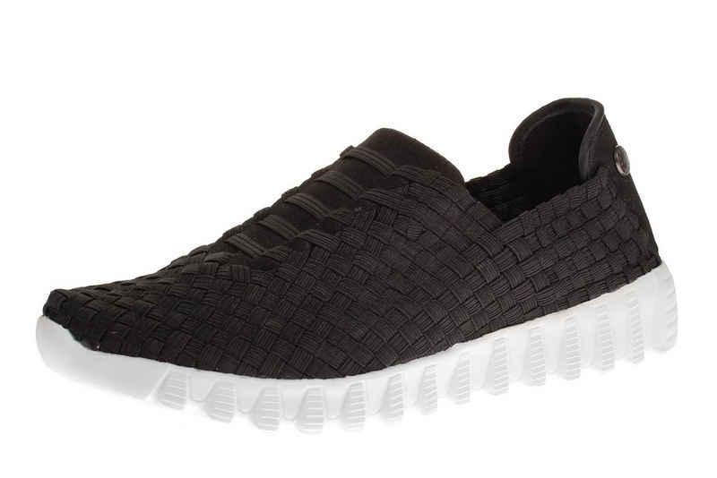 BERNIE MEV »bm62 zip vivaldi-001black-41« Sneaker