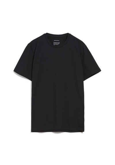 Armedangels T-Shirt »JAAMES Herren T-Shirt aus Bio-Baumwolle« (1-tlg)