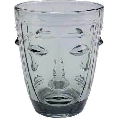 KARE Glas »Wasserglas Cara 10«, Glas