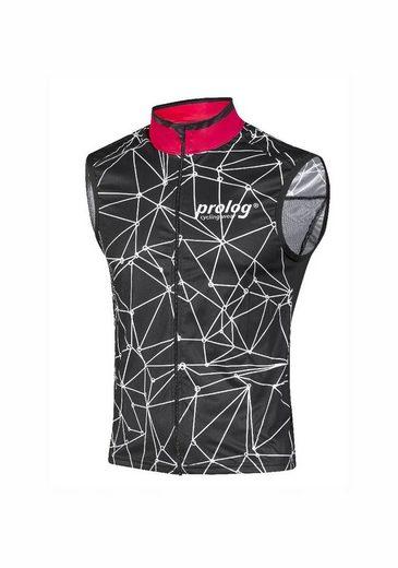 prolog cycling wear Softshellweste mit Softshellfinish