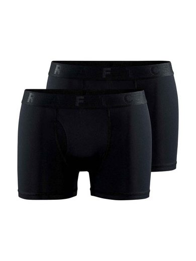 Craft Funktionsunterhose »Core Dry Boxer 3-Inch, 2-Pack«