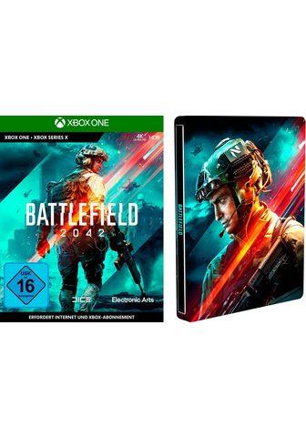 Electronic Arts Battlefield 2042 + Steelbook Xbox One