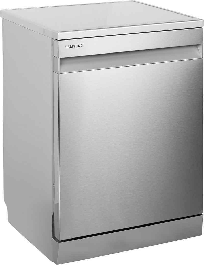 Samsung Standgeschirrspüler, DW60R7050FS, 14 Maßgedecke