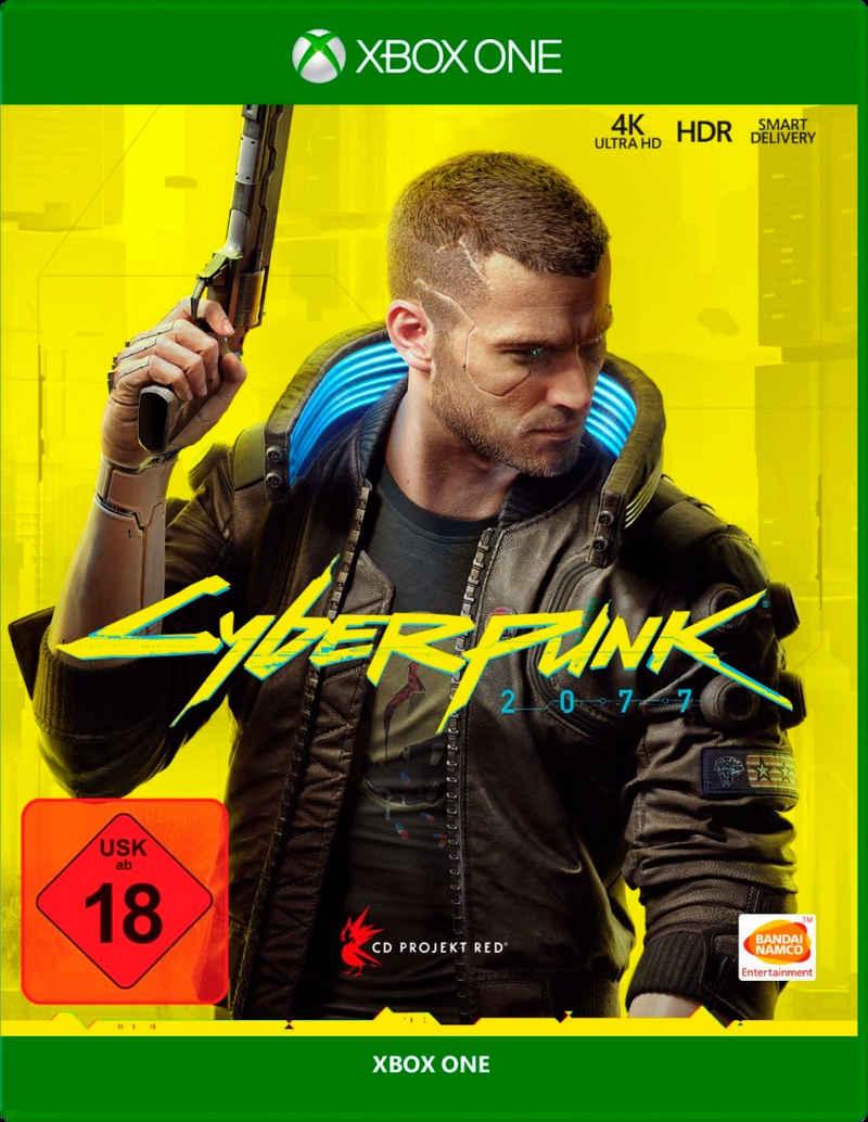 Cyberpunk 2077 - Day 1 Edition Xbox One