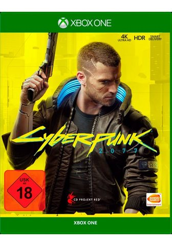 CD PROJEKT RED Cyberpunk 2077 - Day 1 Edition Xbox On...