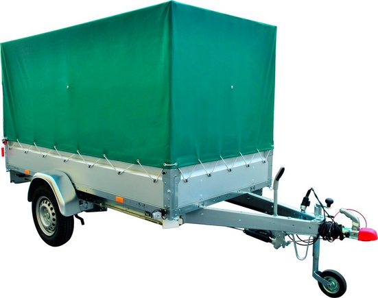 STEMA PKW-Anhänger »BASIC ST 1000-25-13.1«, max. 674 kg, inkl. Plane