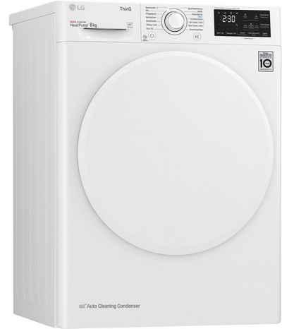 LG Wärmepumpentrockner RT8DIHP, 8 kg