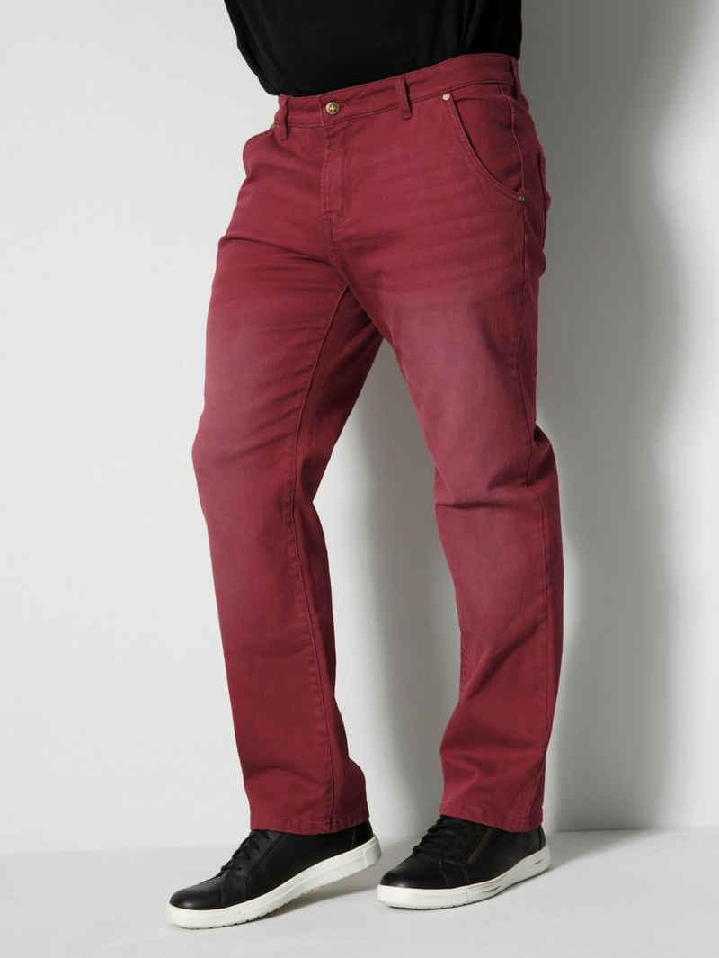 Men Plus Straight-Jeans
