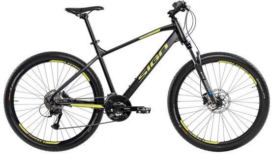 SIGN Mountainbike, 27 Gang Shimano ACERA RD-T3000 Schaltwerk