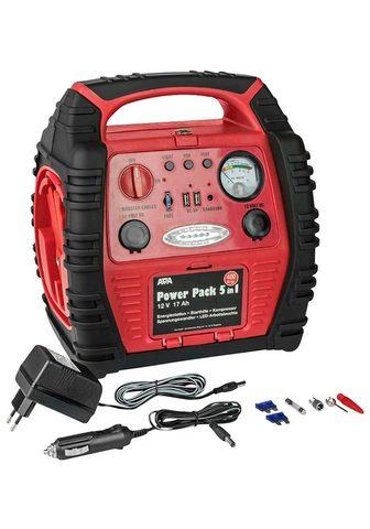 APA »Power Pack 5 in 1« Batterie-Ladegerät...