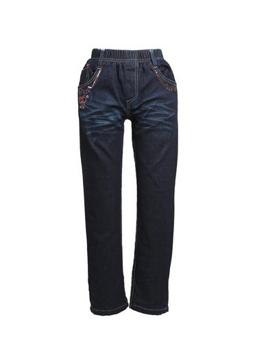 Family Trends Thermojeans mit Fleece-Futter