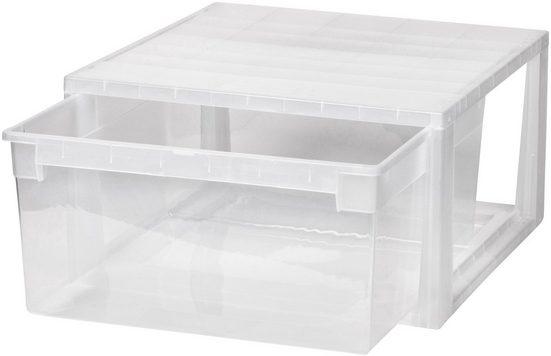 Kreher Aufbewahrungsbox »Box L« (1 Stück), 23 l