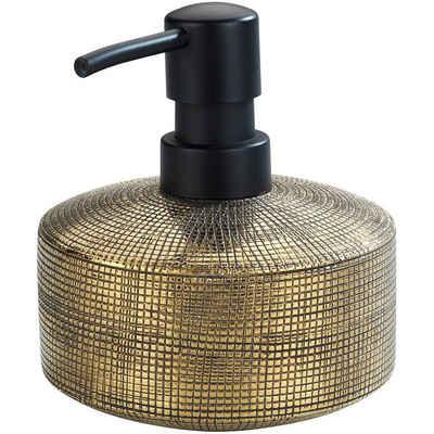 """WENKO Seifenspender »Keramik Seifenspender """"Rivara"""", 400 ml«"""