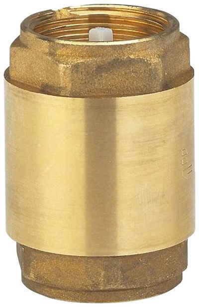 GARDENA Rückschlagventil »07232-20«, Zwischenventil Messing, 42 mm (1 1/4)