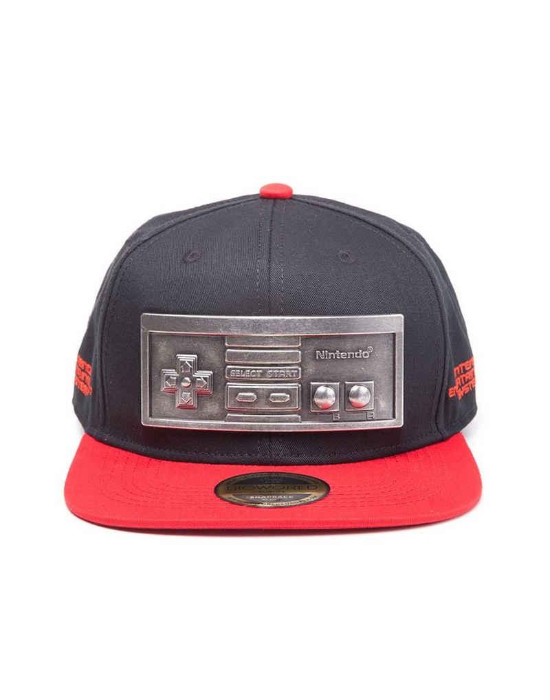 Nintendo Snapback Cap