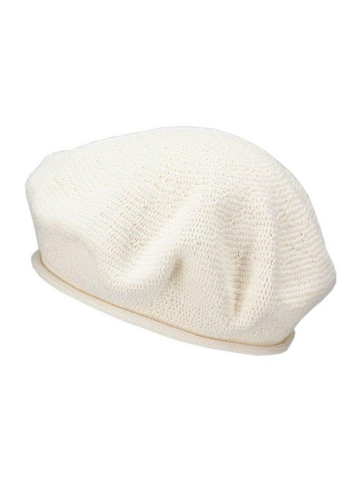 loevenich -  Baskenmütze »Aus Baumwolle - Sommerliche Mütze«