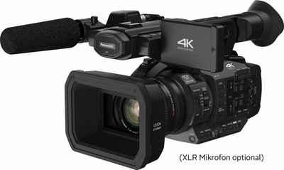 Lumix Panasonic »HC-X1E« Camcorder (4K Ultra HD, 20x opt. Zoom, 4K (Ultra-HD) Aufnahmequalität)