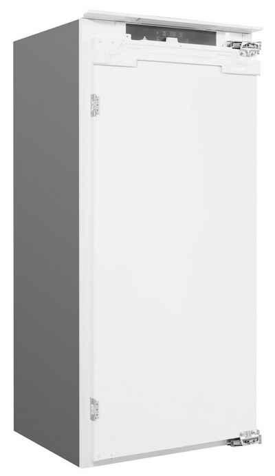 BAUKNECHT Einbaukühlschrank KSI 12GF3, 122 cm hoch, 55,7 cm breit