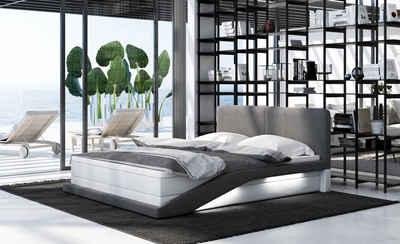 Sofa Dreams Boxspringbett »Airo«, Airo
