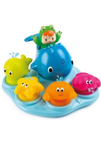 Smoby Badespielzeug »Cotoons® lustige Badein...