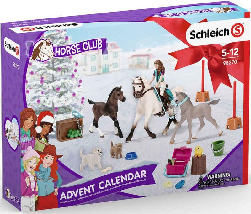 Schleich® Adventskalender »Horse Club, Adventskalender (98270)«, Made in Europe