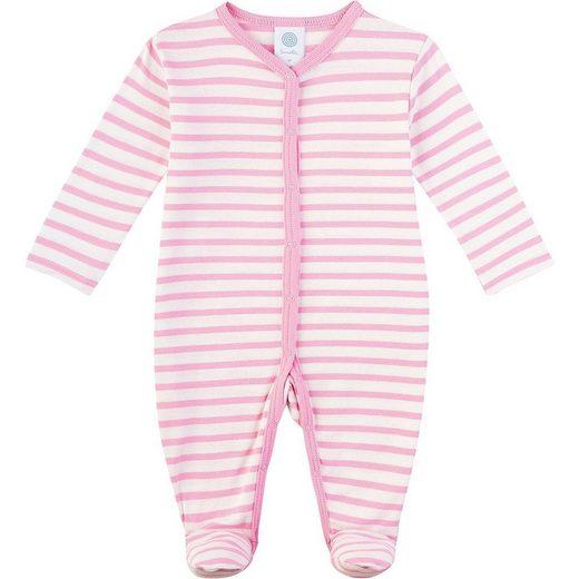 Sanetta Overall »Baby Overall für Mädchen, Organic Cotton«