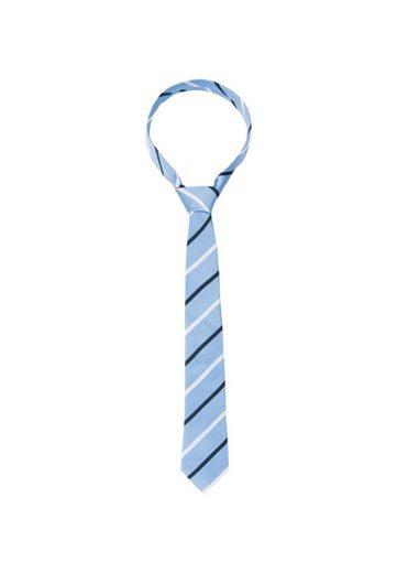 seidensticker Krawatte »Schwarze Rose« Breit (7cm) Streifen