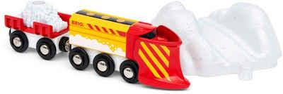 BRIO® Spielzeug-Zug »Schneeräumzug«