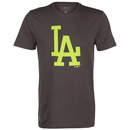 New Era T-Shirt »Mlb Los Angeles Dodgers Team Logo«