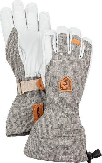 Hestra Handschuhe »M's Army Leather Patrol Gauntlet 5-Finger«