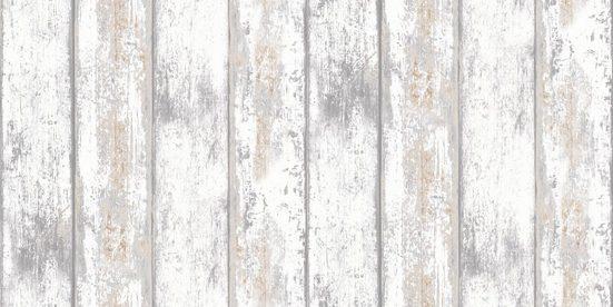 Vliestapete »Vliestapete Holz«