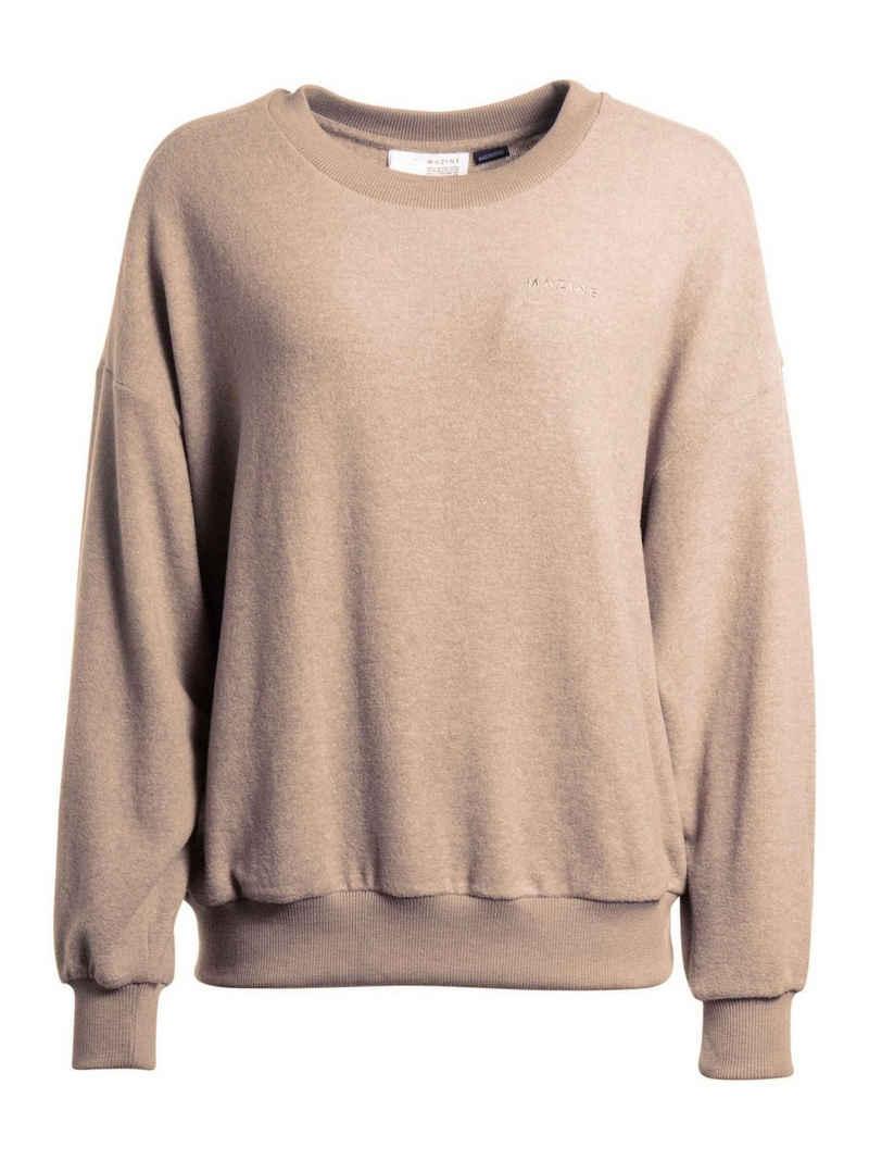 MAZINE Rundhalspullover »Mazie Sweater«
