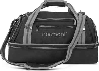 normani Sporttasche »Sporttasche 28 l Südpass«, Trainingstasche mit 5 Fächern