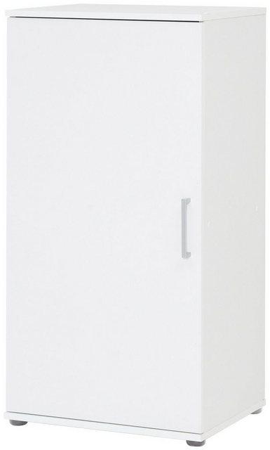 Schuhschränke und Kommoden - Mehrzweckschrank »Schuhschrank Weiß«, 1 trg., H B T 101 x 50 x 39 cm, 5 Einlegeböden  - Onlineshop OTTO