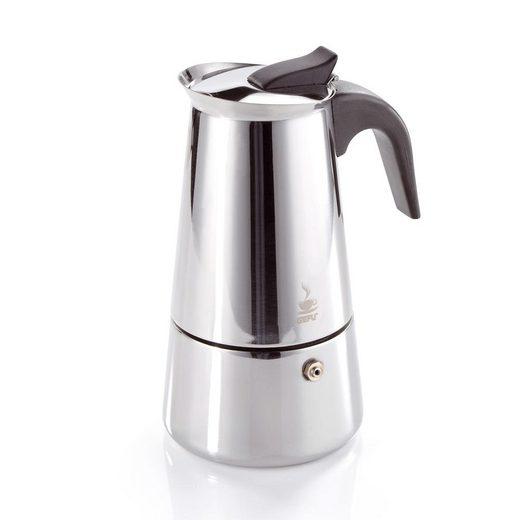 GEFU Kaffeekanne »Espressokocher Emilio für 2 Tassen«