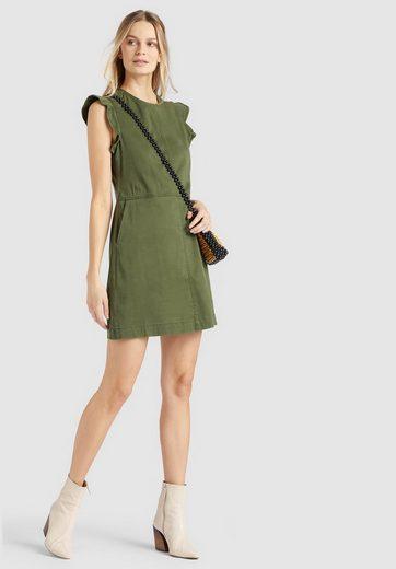 khujo Minikleid  CHARNA  mit seitlichen Eingrifftaschen