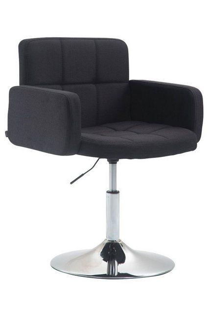 Stühle und Bänke - CLP Hochlehner »Los Angeles Stoff« Loungesessel mit Trompetenfuß  - Onlineshop OTTO