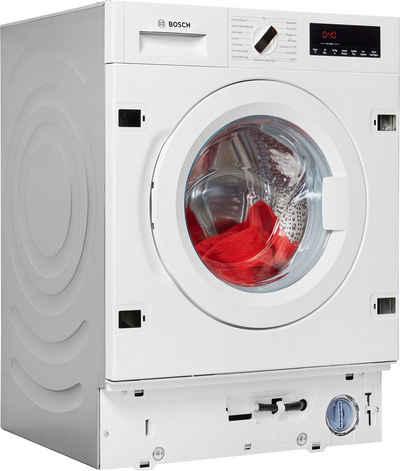 BOSCH Einbauwaschmaschine 8 WIW28442, 8 kg, 1400 U/min