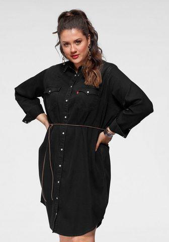 Levi's Plus Levi's® Plus džinsinė suknelė »Western...