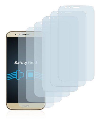 Savvies Schutzfolie »für Huawei G8«, (6 Stück), Folie Schutzfolie klar