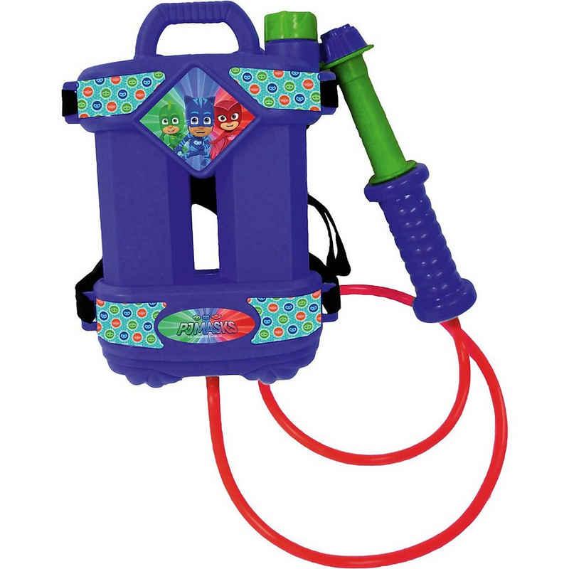 Joy Toy Wasserpistole »PJ Masks Wasserspritze mit Tank und Pumpe«