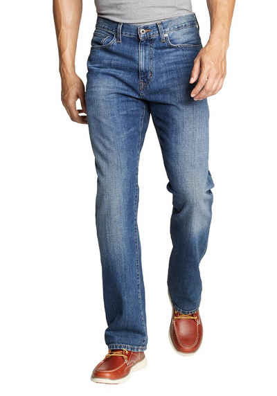 Eddie Bauer 5-Pocket-Jeans Authentic - Relaxed Fit