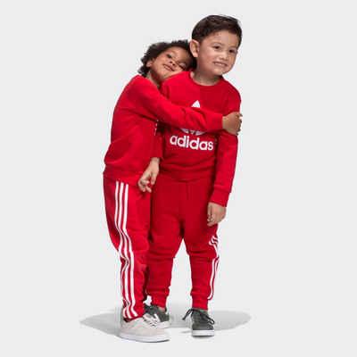 adidas Originals Trainingsanzug »Crew Sweatshirt Set«